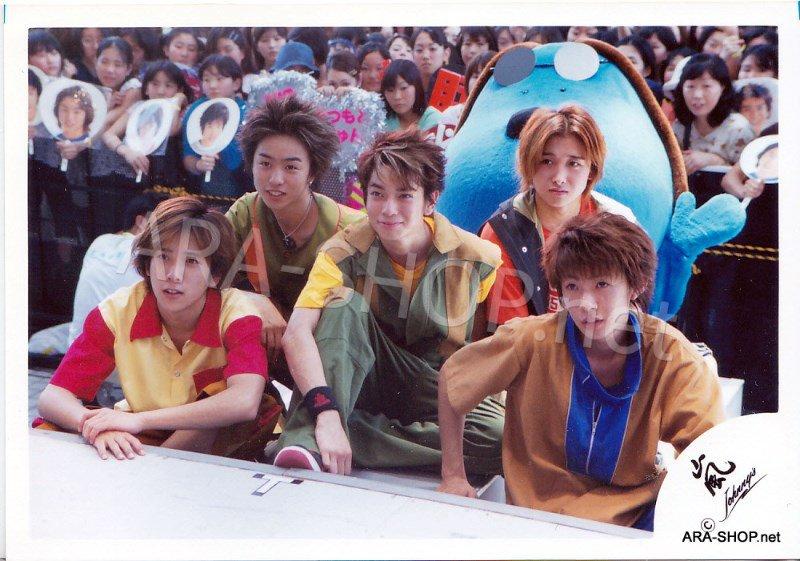 SHOP PHOTO - ARASHI - GROUP & MIX #090