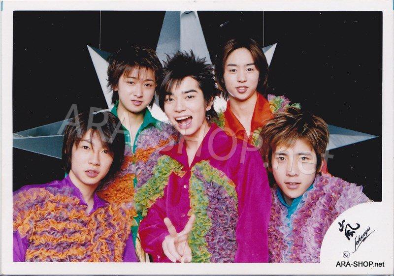 SHOP PHOTO - ARASHI - GROUP & MIX #095