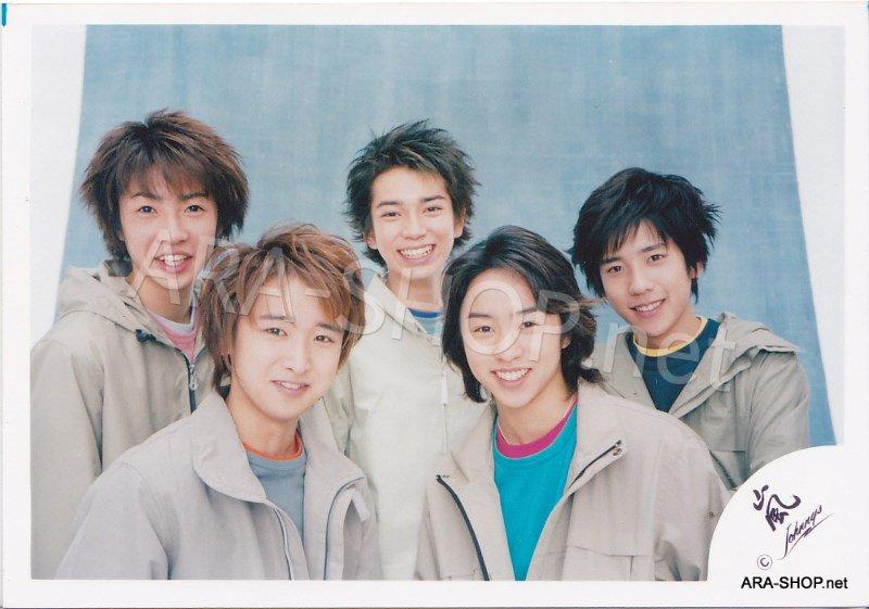 SHOP PHOTO - ARASHI - GROUP & MIX #105