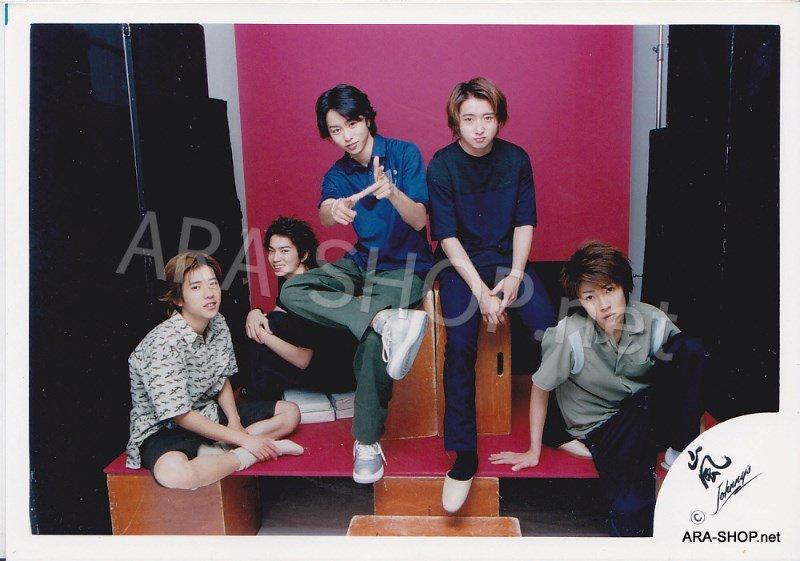 SHOP PHOTO - ARASHI - GROUP & MIX #111