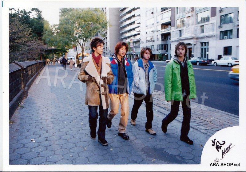 SHOP PHOTO - ARASHI - 2001 in New York #133