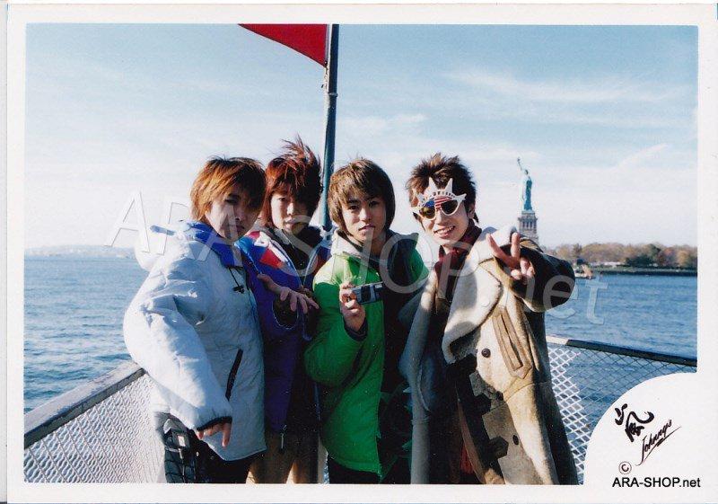 SHOP PHOTO - ARASHI - 2001 in New York #135