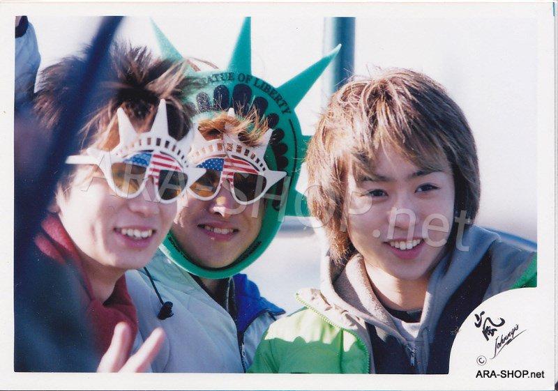 SHOP PHOTO - ARASHI - 2001 in New York #136