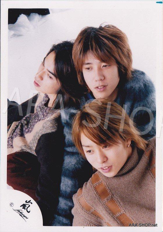 SHOP PHOTO - ARASHI - 2002 ~ 2003 ATARASHI ARASHI #166