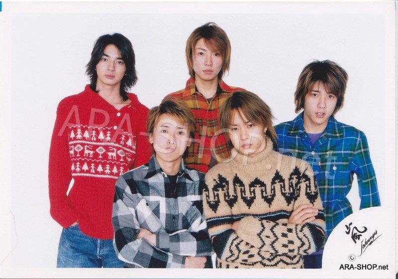 SHOP PHOTO - ARASHI - 2002 ~ 2003 ATARASHI ARASHI #170
