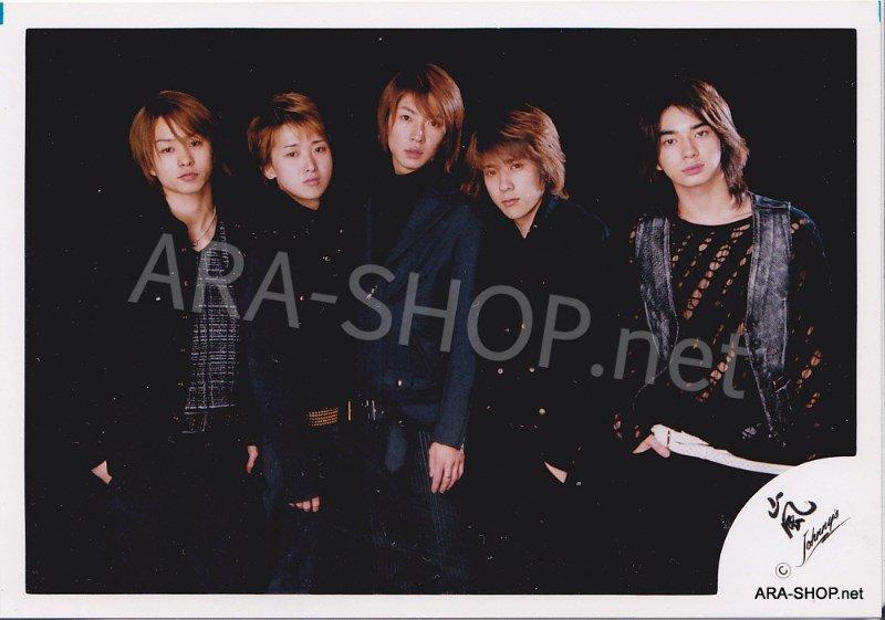 SHOP PHOTO - ARASHI - 2002 ~ 2003 ATARASHI ARASHI #174