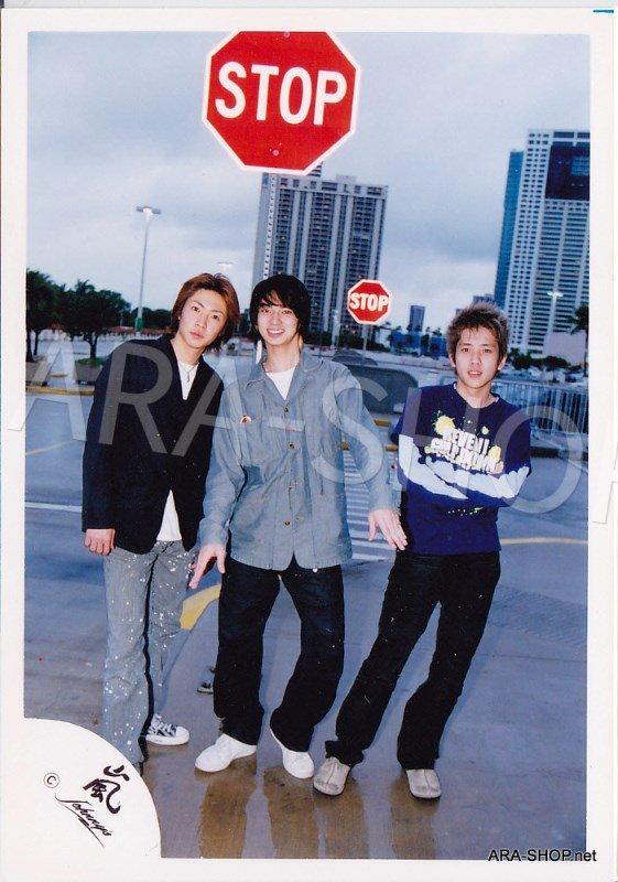 SHOP PHOTO - ARASHI - 2003 Fanmeeting in HAWAII #176