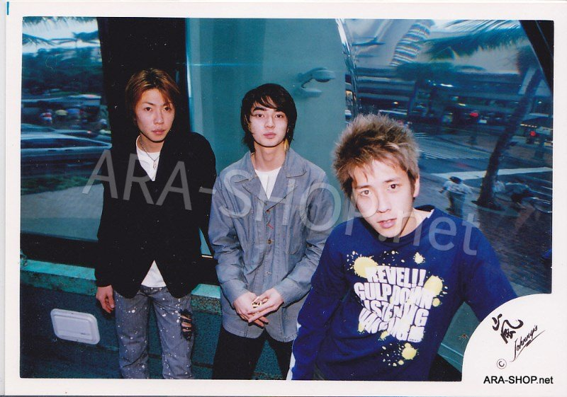 SHOP PHOTO - ARASHI - 2003 Fanmeeting in HAWAII #178