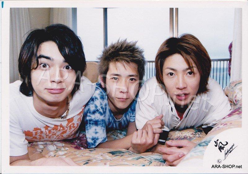 SHOP PHOTO - ARASHI - 2003 Fanmeeting in HAWAII #185