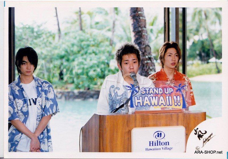 SHOP PHOTO - ARASHI - 2003 Fanmeeting in HAWAII #187