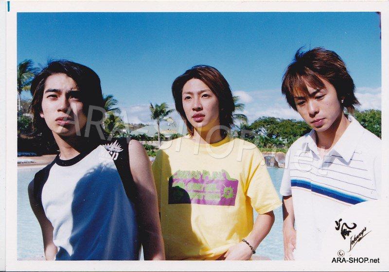 SHOP PHOTO - ARASHI - 2003 Fanmeeting in HAWAII #192