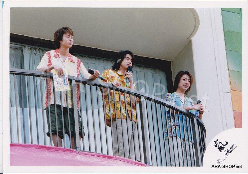 SHOP PHOTO - ARASHI - 2003 Fanmeeting in HAWAII #196