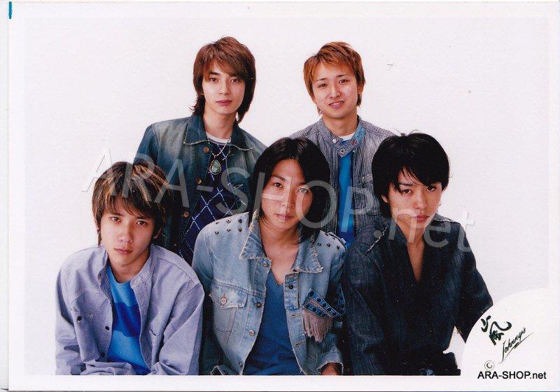 SHOP PHOTO - ARASHI - GROUP & MIX #205