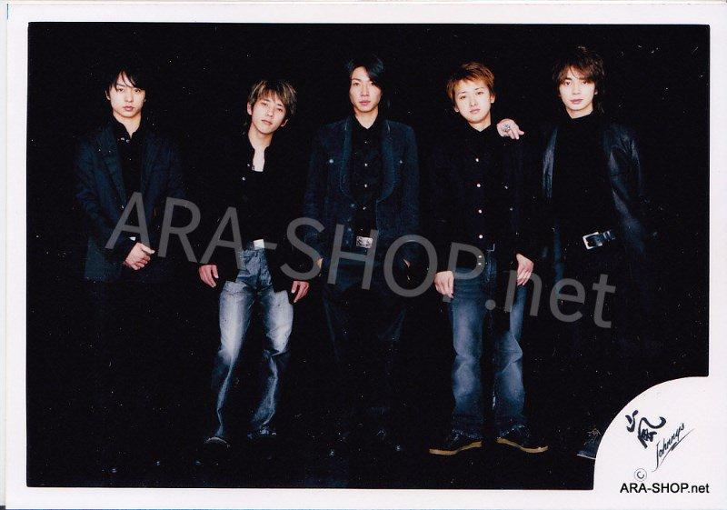 SHOP PHOTO - ARASHI - GROUP & MIX #207