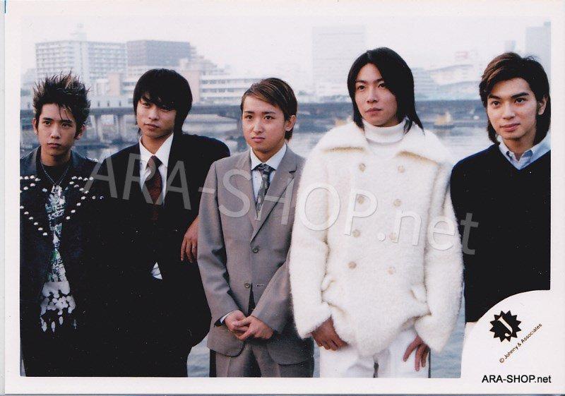 SHOP PHOTO - ARASHI - PIKANCHI DOUBLE #213