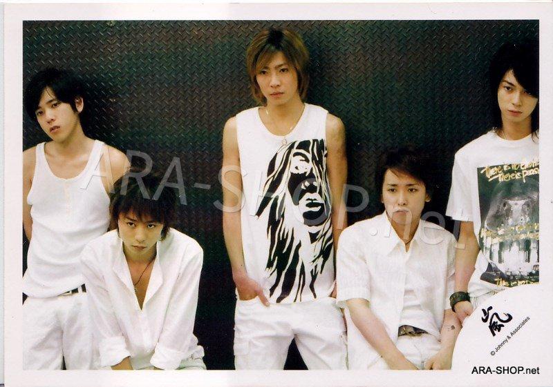 SHOP PHOTO - ARASHI - 2004 Iza, Now! #220