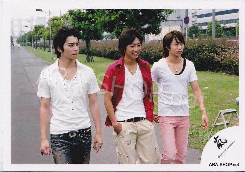 SHOP PHOTO - ARASHI - 2005 ONE #228