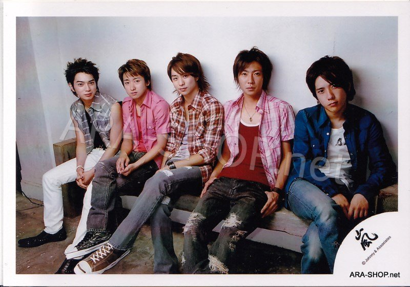 SHOP PHOTO - ARASHI - 2005 ONE #234