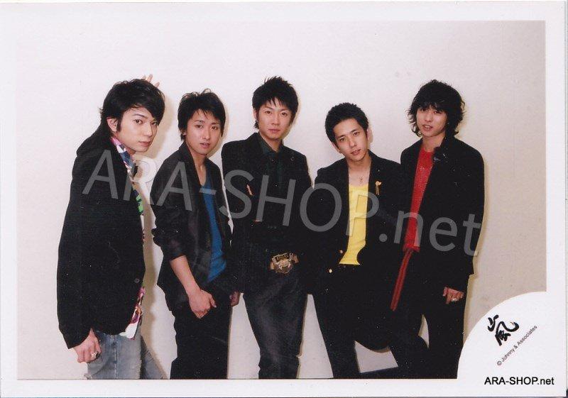 SHOP PHOTO - ARASHI - 2006 ARASHIC #237