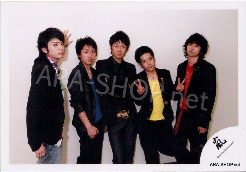 SHOP PHOTO - ARASHI - 2006 ARASHIC #238