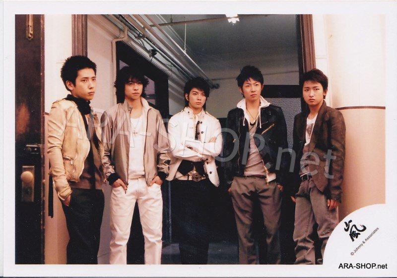 SHOP PHOTO - ARASHI - 2006 ARASHIC #241