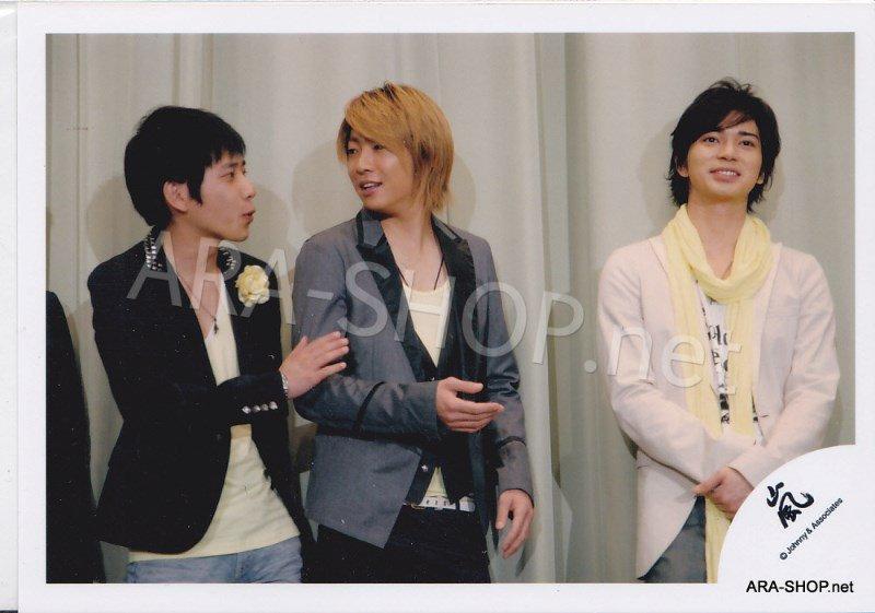 SHOP PHOTO - ARASHI - GROUP & MIX #256