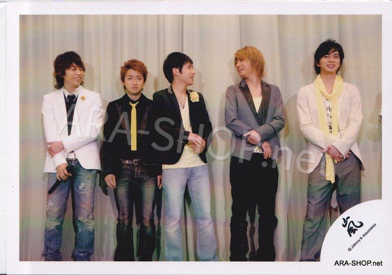 SHOP PHOTO - ARASHI - GROUP & MIX #258