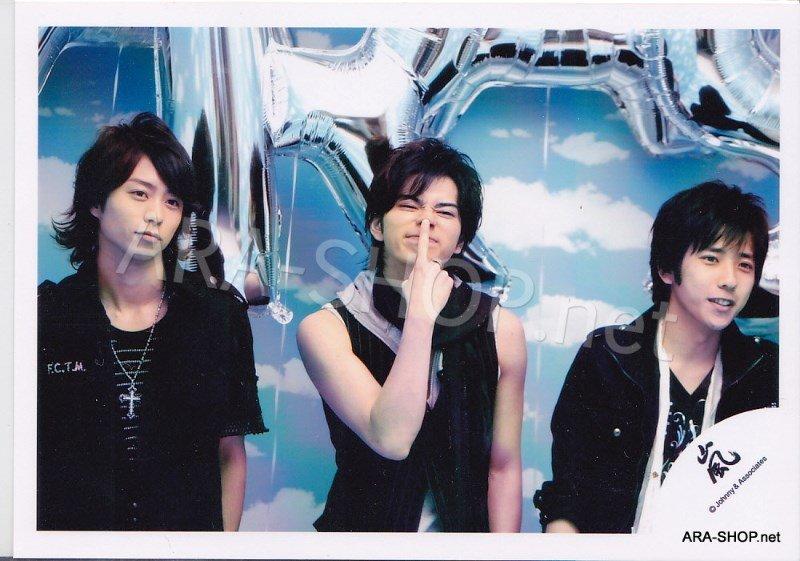 SHOP PHOTO - ARASHI - 2007 TIME #276