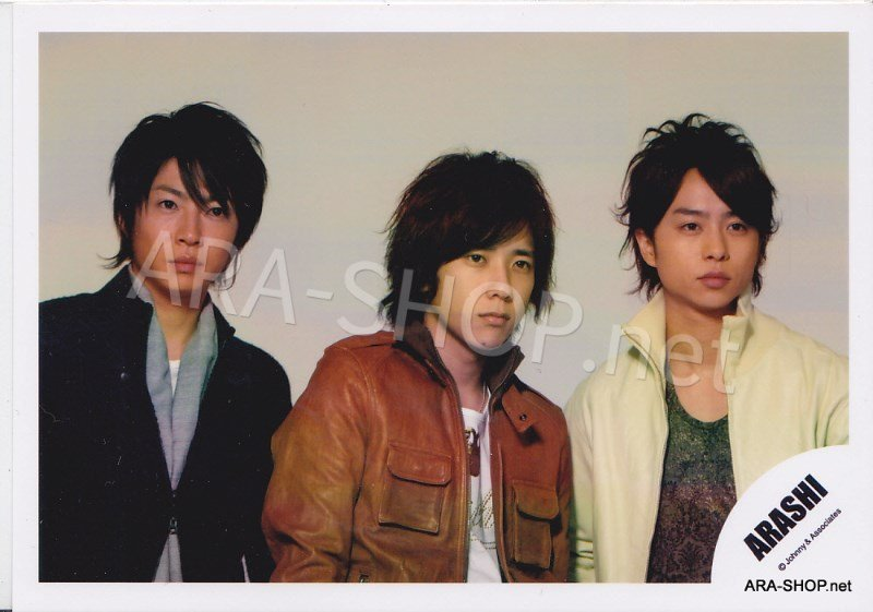 SHOP PHOTO - ARASHI - 2008 Dream-a-Live DAL #277
