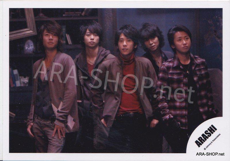 SHOP PHOTO - ARASHI - 2008 Beautiful Days PV #288
