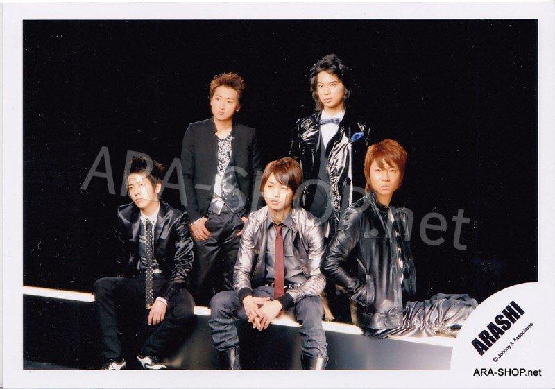 SHOP PHOTO - ARASHI - 2009 Believe [PV] #290