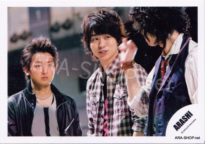 SHOP PHOTO - ARASHI - 2009 Crazy Moon [PV] #293