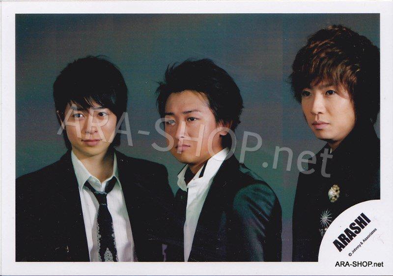 SHOP PHOTO - ARASHI - 2009 ~ 2010 5x10 ALL THE BEST #295