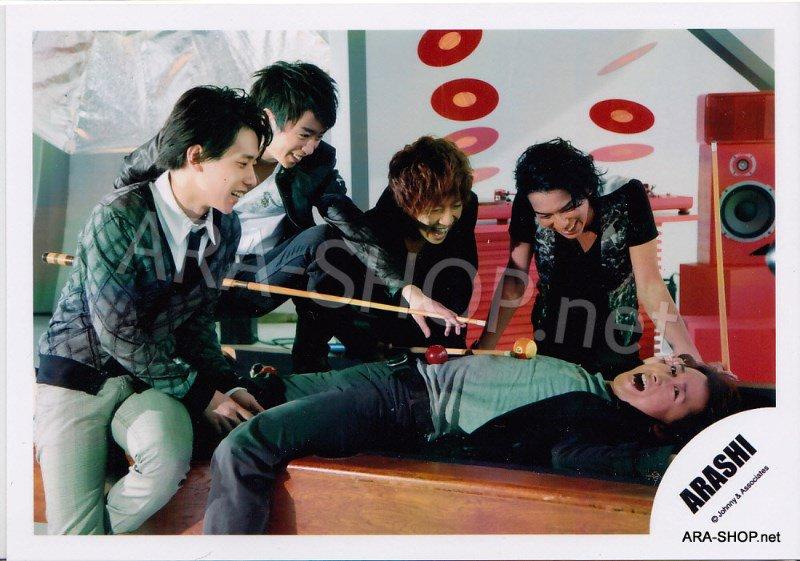 SHOP PHOTO - ARASHI - 2009 ~ 2010 5x10 ALL THE BEST #307