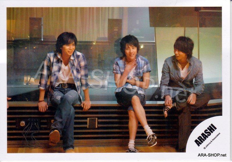 SHOP PHOTO - ARASHI - 2009 Everything [PV] #315