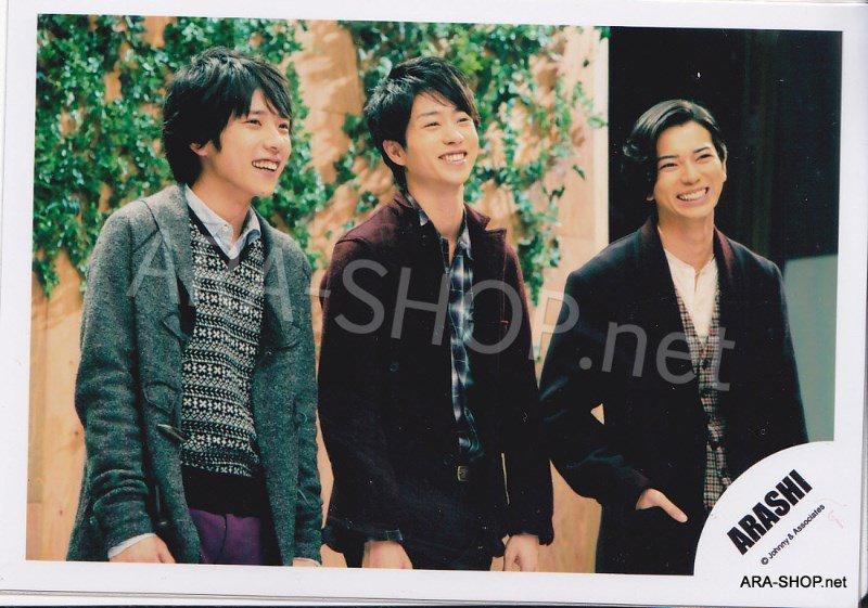 SHOP PHOTO - ARASHI - 2009 My Girl [PV] #317