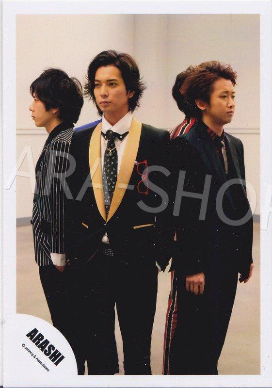SHOP PHOTO - ARASHI - 2010 Troublemaker [PV] #324