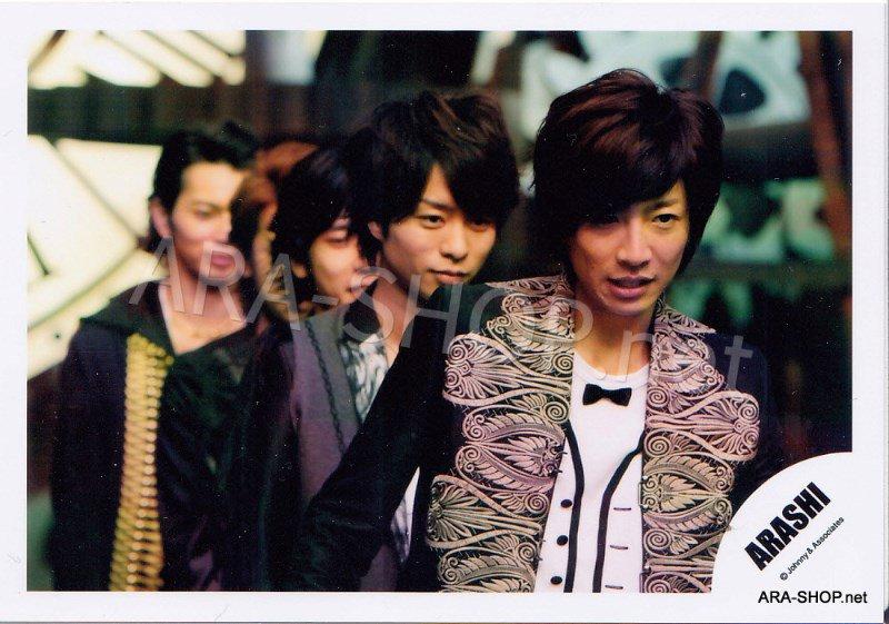 SHOP PHOTO - ARASHI - 2010 Monster [PV] #327