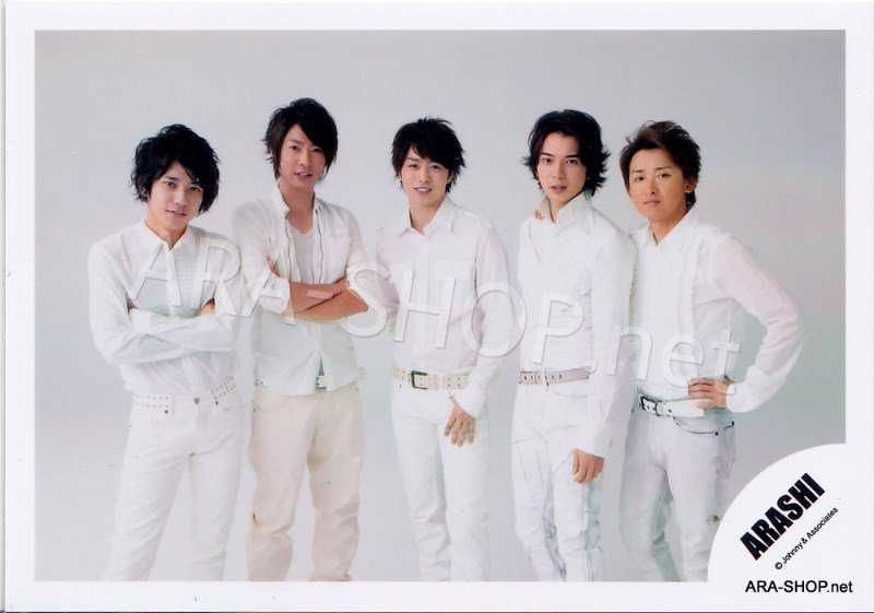 SHOP PHOTO - ARASHI - 2010 ~ 2011 Scene Tour #341