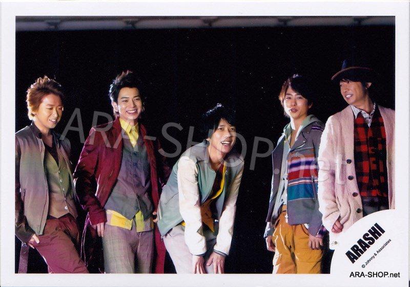 SHOP PHOTO - ARASHI - 2011 Lotus [PV] #351