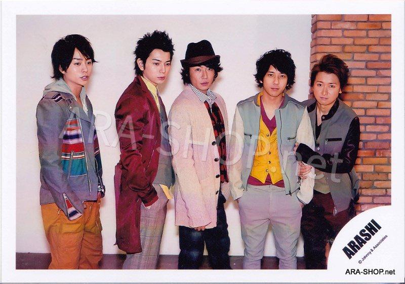 SHOP PHOTO - ARASHI - 2011 Lotus [PV] #353