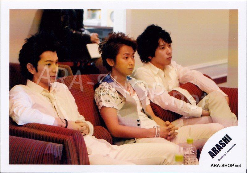 SHOP PHOTO - ARASHI - 2011 Lotus [PV] #354