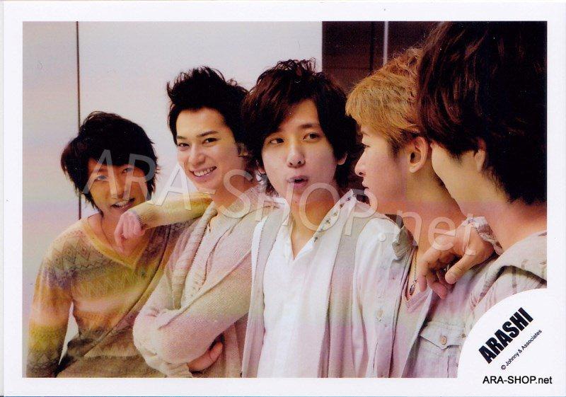 SHOP PHOTO - ARASHI - 2011 ~ 2012 Beautiful World Tour #358