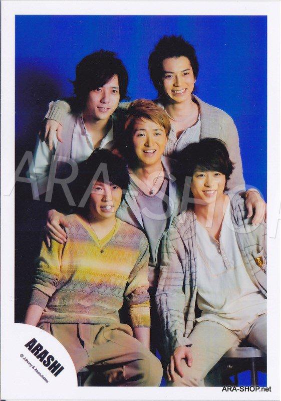 SHOP PHOTO - ARASHI - 2011 ~ 2012 Beautiful World Tour #359