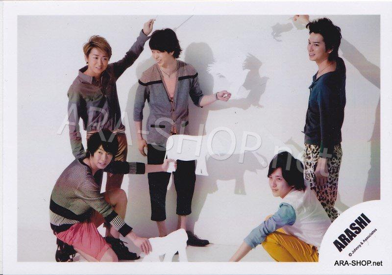 SHOP PHOTO - ARASHI - 2011 ~ 2012 Beautiful World Tour #362