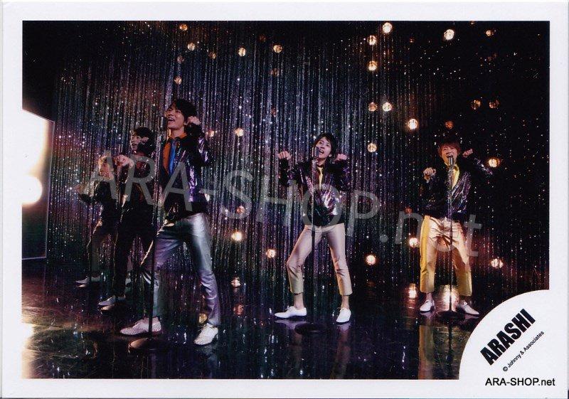 SHOP PHOTO - ARASHI - 2012 Wild at Heart [PV] #378