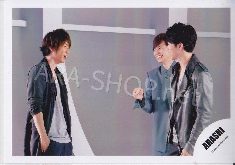 SHOP PHOTO - ARASHI - GROUP & MIX #395