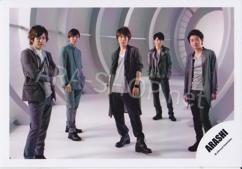 SHOP PHOTO - ARASHI - GROUP & MIX #399
