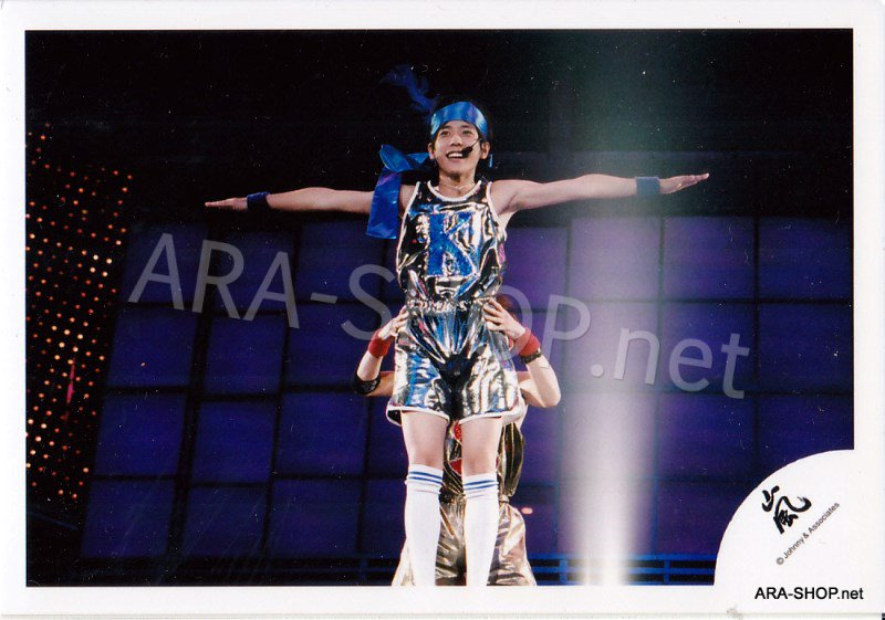 SHOP PHOTO - ARASHI - PAIRINGS - OHMIYA #004