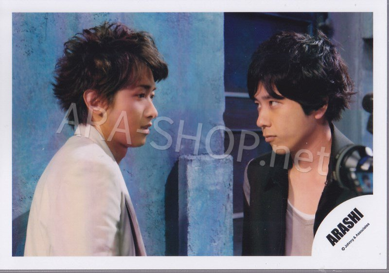 SHOP PHOTO - ARASHI - PAIRINGS - OHMIYA #017